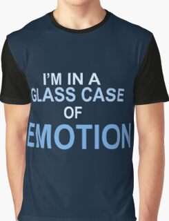 In a glass case of emotion  Graphic T-Shirt