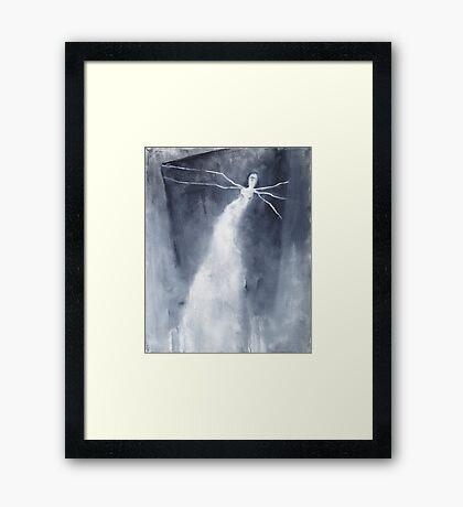 Nocturn 14: Chimaera Framed Print