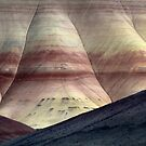 Painted Hills 10 by Bob Christopher