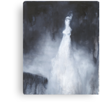Nocturn 9: the Lady of the House Canvas Print
