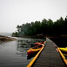 Ready For A Morning Paddle by LawrencePhoto