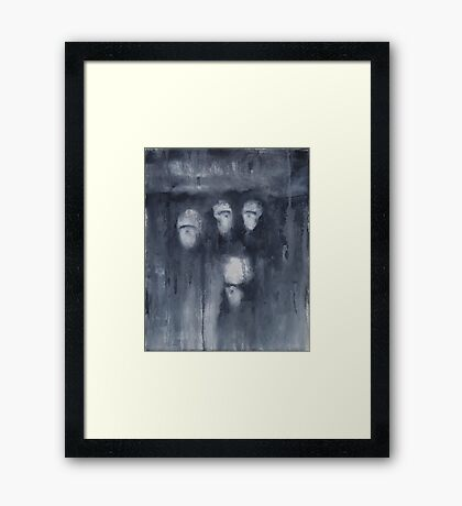 Nocturn 5: Four was our Number Framed Print
