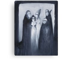 Nocturn 1: Dramatis Personae, the Characters Canvas Print