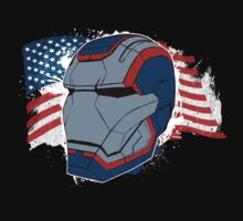 Iron Patriot by Designsbytopher
