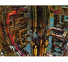 tubeland Photographic Print