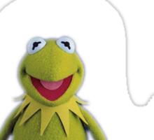 "Don't ""Kermit"" Suicide Sticker"