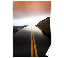 Road to Explore Poster