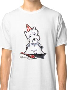 Westie Party Animal Classic T-Shirt