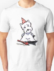 Westie Party Animal T-Shirt