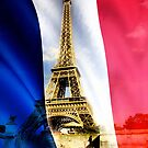Vive La France by John Rivera
