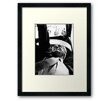Dr. Hopkins Framed Print