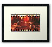 One Way Or Another (version 2) Framed Print