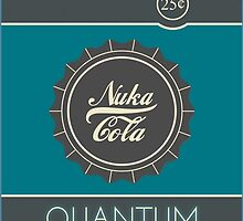 Nuka Cola Quantum by SOWSEEGG