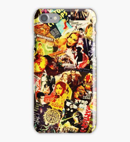 Vintage Movie iPhone Case/Skin