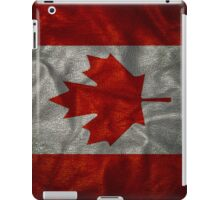 Canadian Flag iPad Case/Skin