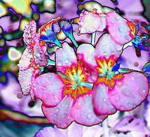 Flowers of Foil by aprilann