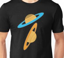 Now you're thinking with planets! Unisex T-Shirt