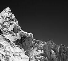 Kala Patthar Mountain, Nepal by lanesloo