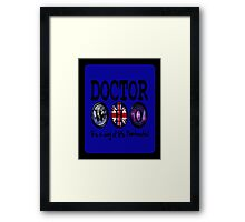 Way of Life - 9th Framed Print