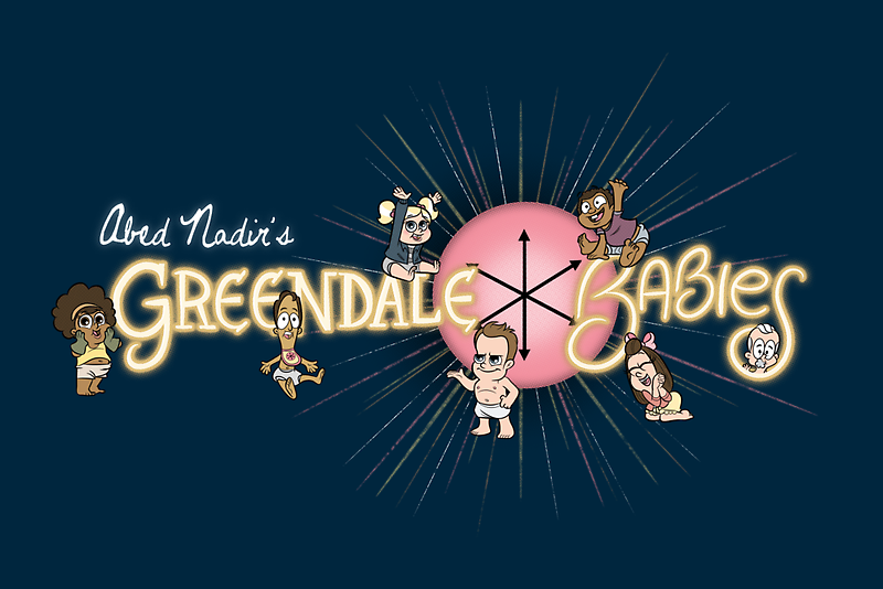 Greendale Babies by quietsnooze