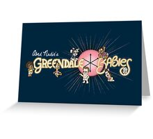Greendale Babies Greeting Card