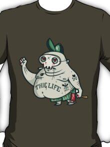 Thug Life Character. T-Shirt