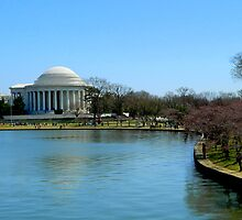 On the Potomac in Springtime - Washington, DC by ctheworld