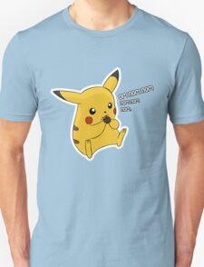 Pikachu Nom T-Shirt