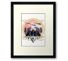 Jet Fighter Framed Print