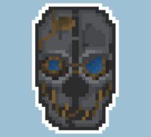 Pixel Corvo Attano's Mask - Dishonored Kids Clothes