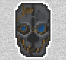 Pixel Corvo Attano's Mask - Dishonored Kids Clothes