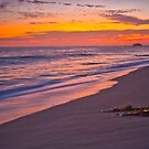 Soft Colored Sunset by photosbyflood
