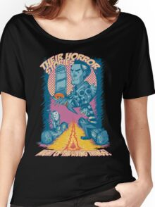 Their Horror Stories v2 Women's Relaxed Fit T-Shirt