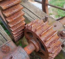 Rusted Gears by Almdrs