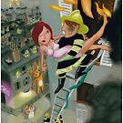 Paris, rescue me! by colortown
