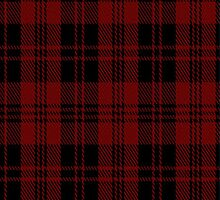 01886 Campbell of Lochlane Artefact Tartan Fabric Print Iphone Case by Detnecs2013