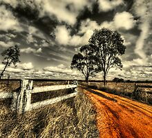 No Through Road... by Tracie Louise