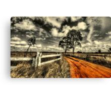 No Through Road... Canvas Print