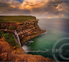 Curracurrong Falls by Jason Allan