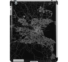 Dublin map Ireland iPad Case/Skin