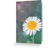 Flower ecstasy Greeting Card