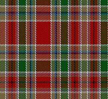 01894 Campbell, New Louden Military Tartan Fabric Print Iphone Case by Detnecs2013
