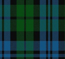 01896 Campbell, The 42nd Military Tartan Fabric Print Iphone Case by Detnecs2013