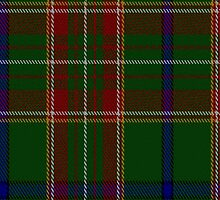 01901 Canadian Caledonian Hunting District Tartan Fabric Print Iphone Case by Detnecs2013