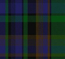 01902 Canadian Centennial #3 Commemorative Tartan Fabric Print Iphone Case by Detnecs2013