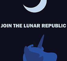 Lunar Republic Recruitment by Darksilverhawk