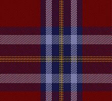 01905 Canadian Legion Branch 50 Tartan Fabric Print Iphone Case by Detnecs2013