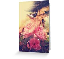 Flower You Greeting Card