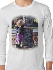 ~moment of whimsy~ Long Sleeve T-Shirt