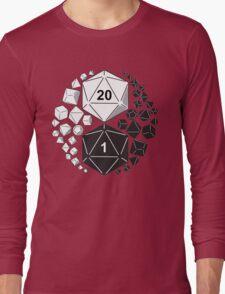 Gaming Yin Yang Long Sleeve T-Shirt